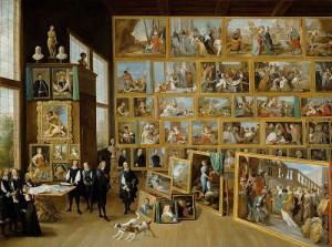 David_Teniers_II_Arcyksiaze_Leopold_Wilhelm_w_swojej_gal