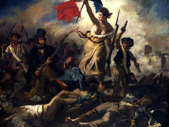 Transferowanie sztuki – malarze rewolucjoniści