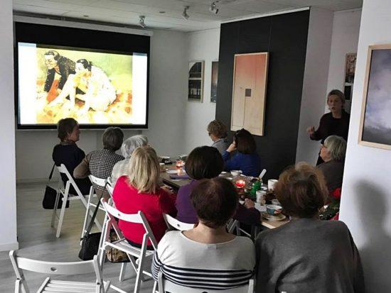 Program wykładów o sztuce dla dorosłych: STYCZEŃ – CZERWIEC 2017