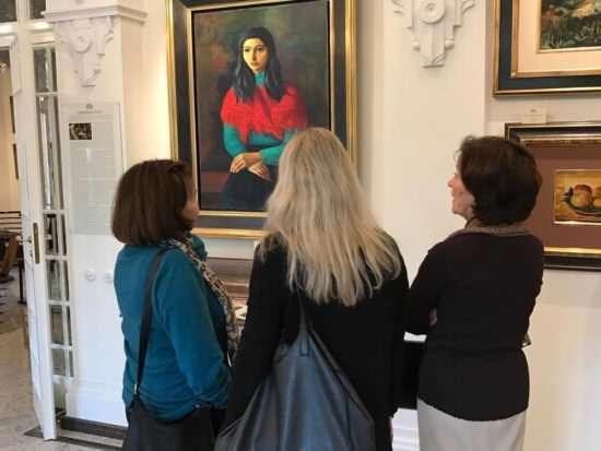 Wizyta w Villa la Fleur w Konstancinie