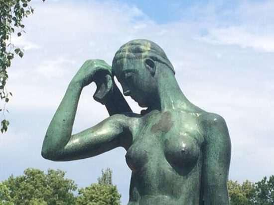 Sztuki transferowanie w parku Sakryszewskim (6 czerwca 2017)